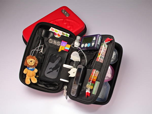 Diabete-ezy™ Multi-Fit Case
