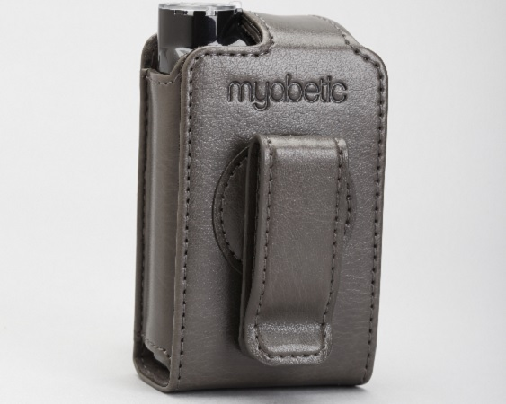 Myabetic Leather Case