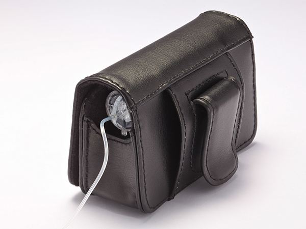 Leather case for Man